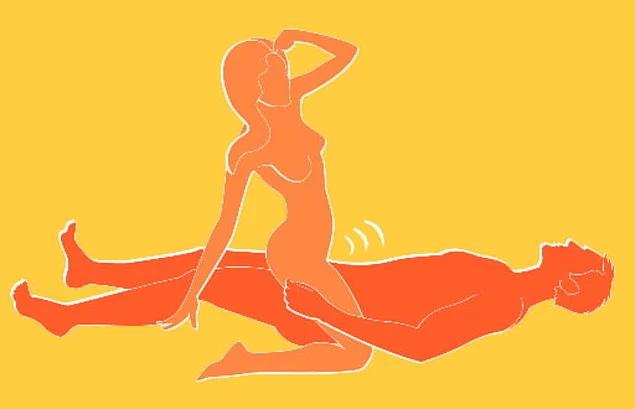 Позы в сексе которые нравятся мужчинам