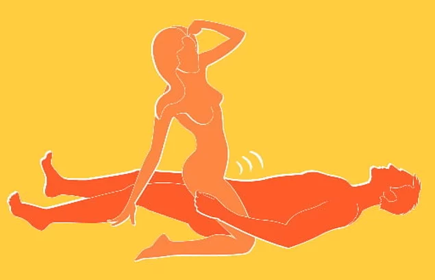 Позы в сексе нравящиеся мужчинам