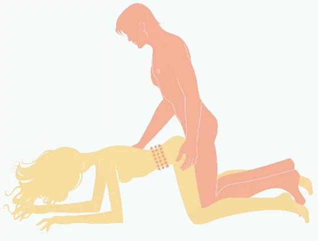 Какую позу в сексе больше предпочитают женщины
