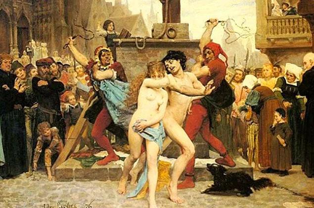 Секс императорам