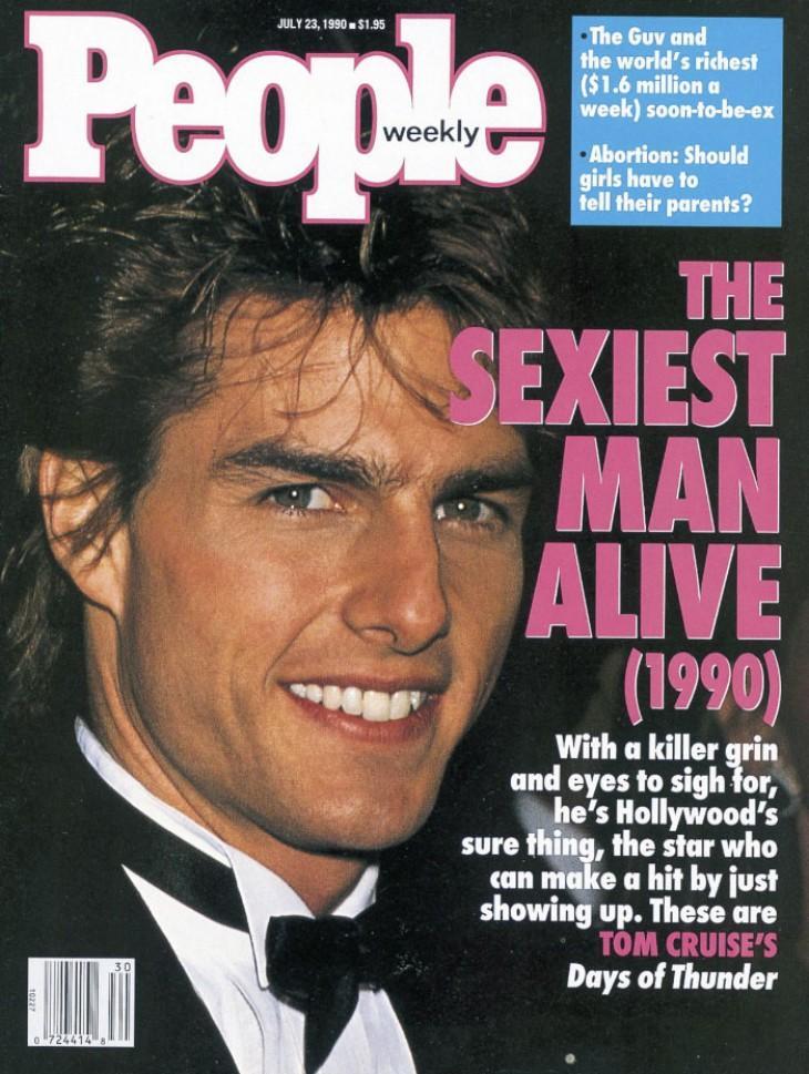 Самый сексуальный человек по версии журнала пипл столетия