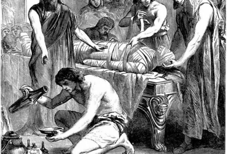 Древние секс факты