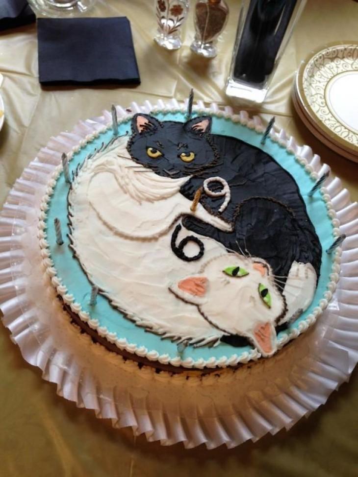 Смешные торты на день рождения картинки