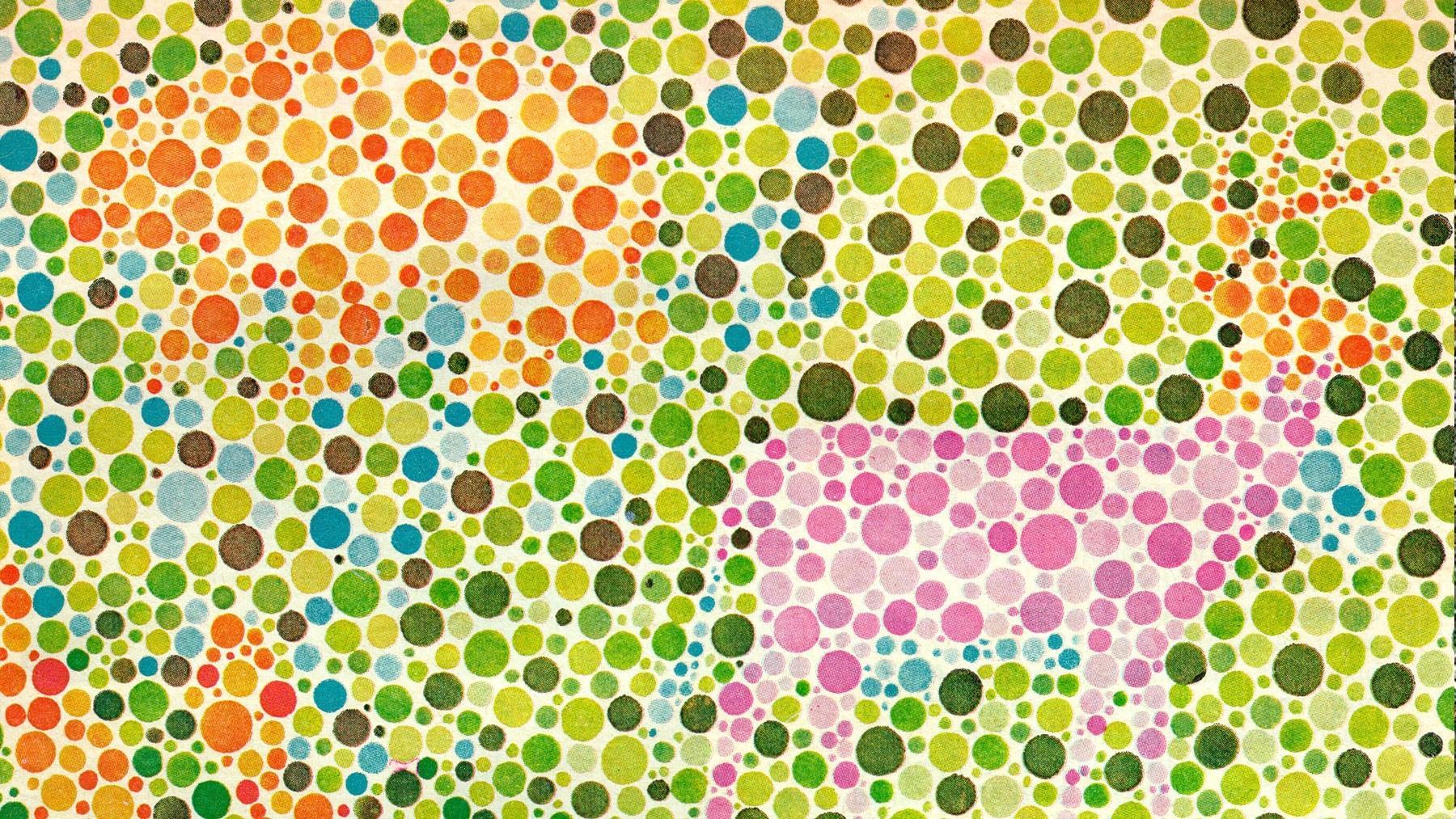 Цветовосприятие картинки заучить