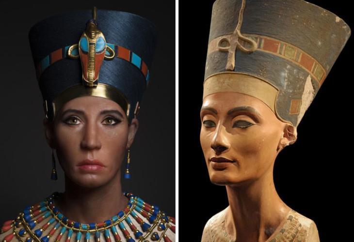 Image result for new nefertiti bust