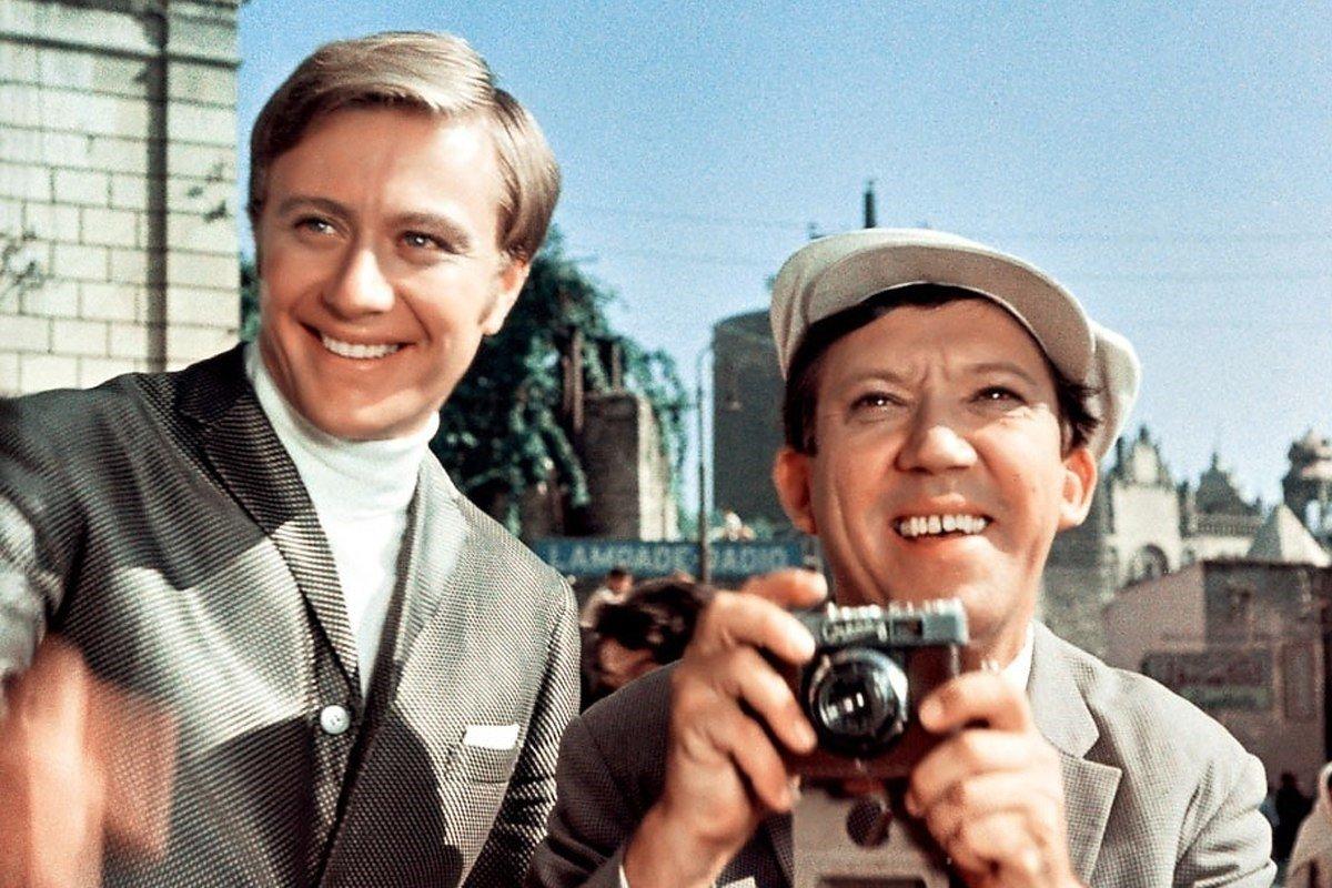 просто комедии советские фото отлично держит