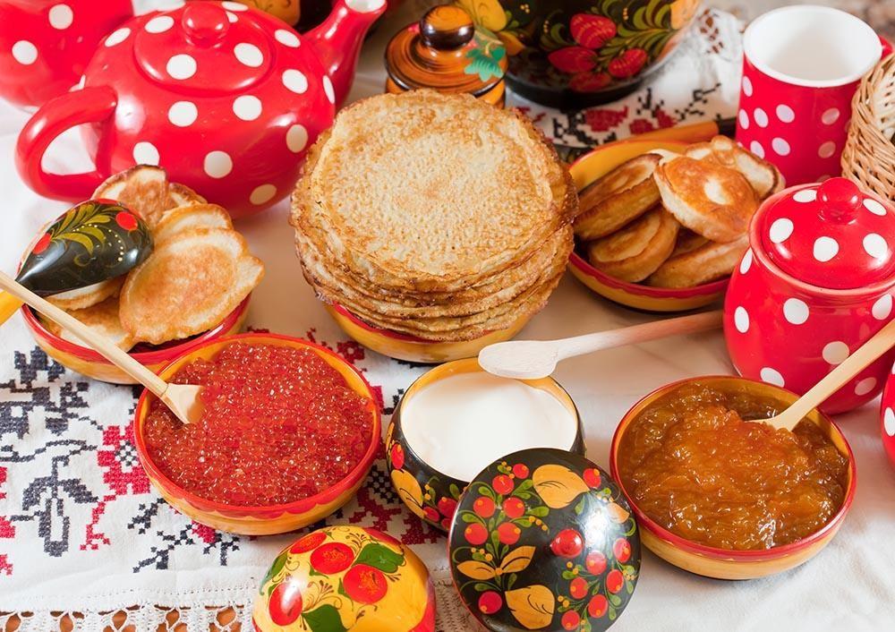 Картинки про русские блюда
