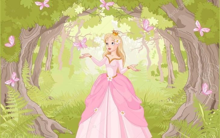 Тест: Сможете ли вы угадать, каких принцесс Disney нарисовали дети?