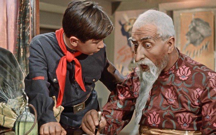 Тест: узнаешь ли ты советскую сказку по кадру из фильма?