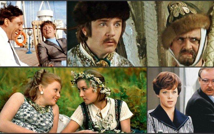 Тест по советскому кино: способен ли ты узнать знаменитый фильм по фото?