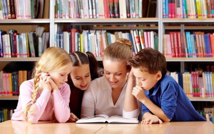 Школьный тест по литературе для учеников 5 класса