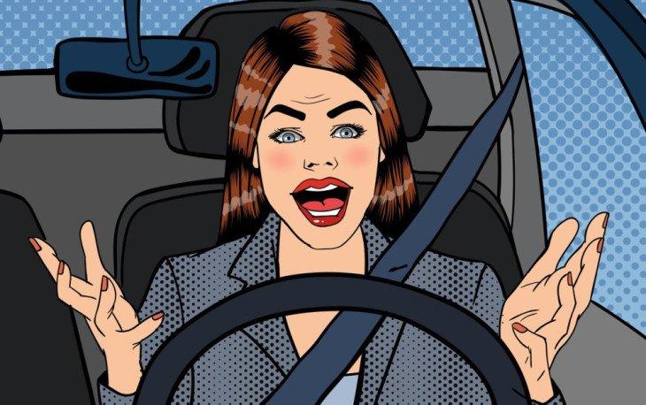 Тест для девушек: можно ли вам садиться за руль?