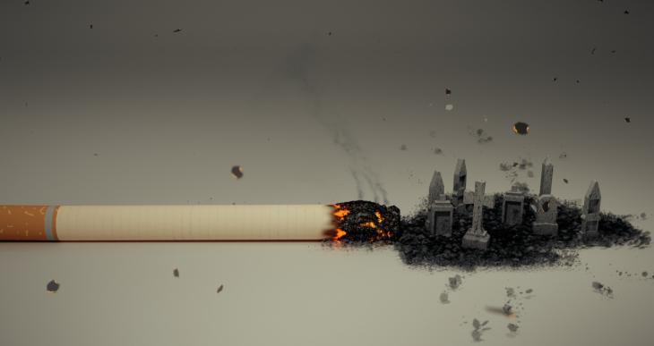 Тест для курильщиков: сколько лет своей жизни вы безвозвратно выкурили?