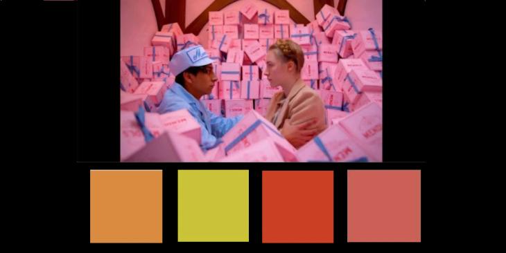 Тест на цветовое зрение: Найдите оттенок, который видите на фото
