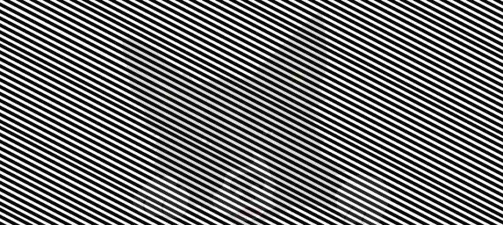 Тест: постарайтесь увидеть сквозь линии, что изображено на картинке.