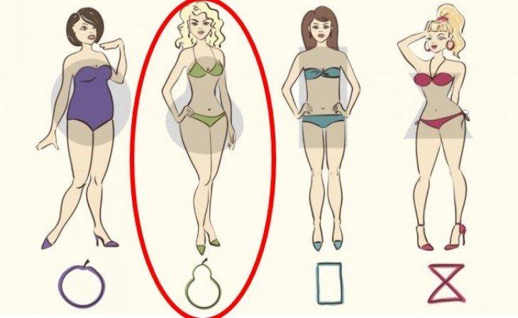 Как похудеть в бедрах при фигуре груша