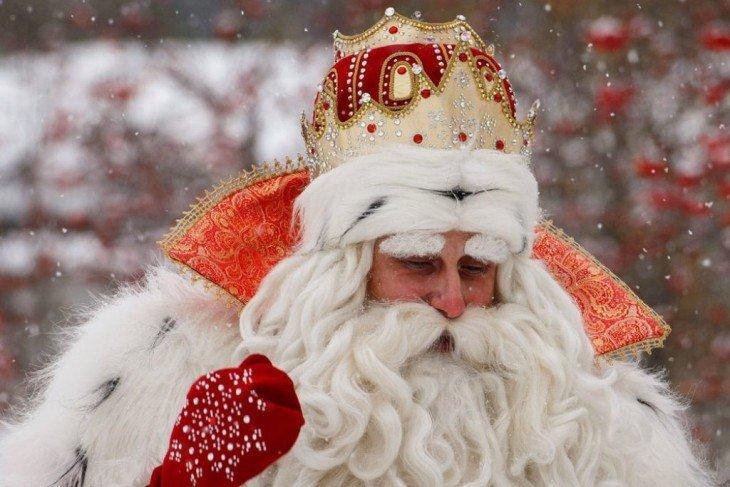 Новогодний тест: как называют Деда Мороза в разных уголках России?