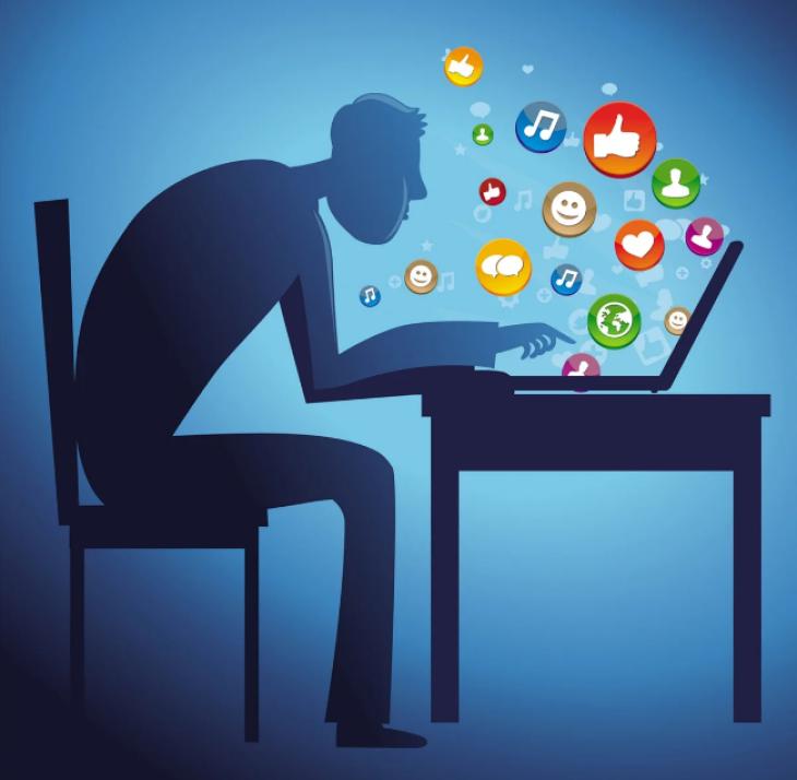 4 ступени самореализации через соц.сети: повышаем самооценку, активность, общительность и интеллект