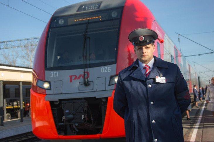 Железнодорожный тест для любителей поездов и дальних путешествий